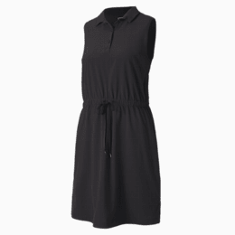 Damen Golf Ärmelloses Kleid