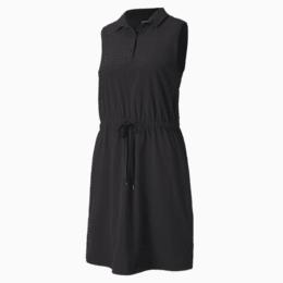 Vestido de golf para mujer sin mangas