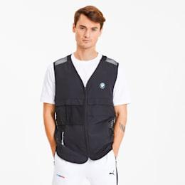 BMW M Motorsport Street Men's Vest, Puma Black, small
