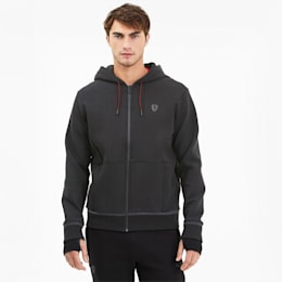Scuderia Ferrari Men's Hooded Sweat Jacket