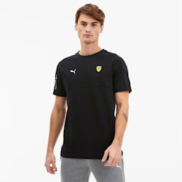 Ferrari T7 Herren T-Shirt, Puma Black, small