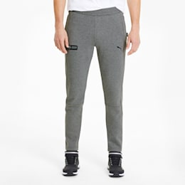 Mercedes Herren Sweatpants, Medium Gray Heather, small