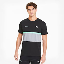 Mercedes AMG Petronas Men's T7 Tee, Puma Black, small