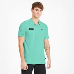 Camiseta tipo polo Mercedes AMG Petronaspara hombre