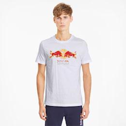 レッドブル RBR ダブルブル Tシャツ 半袖, Puma White, small-JPN
