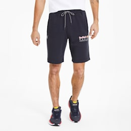 Red Bull Racing Men's Sweat Shorts, NIGHT SKY, small