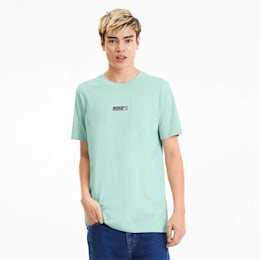 Classics Logo No.2 Men's Tee, Mist Green, small