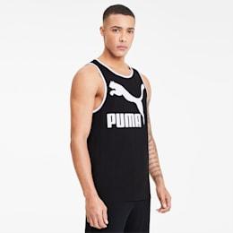 Classics Men's Logo Tank, Puma Black, small
