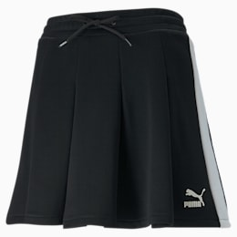 Classics T7 Pleated-nederdel til kvinder