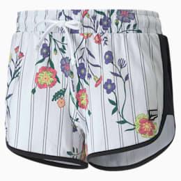 Downtown AOP Women's Shorts