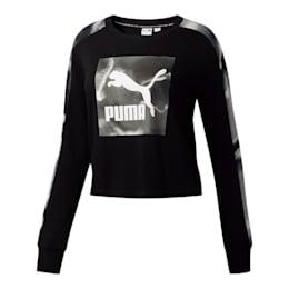 Cloud Pack Women's Crewneck Sweatshirt