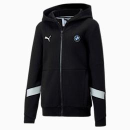 BMW M Motorsport Boys' Hooded Sweat Jacket JR