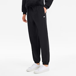 Downtown Men's Sweatpants, Puma Black, small-SEA