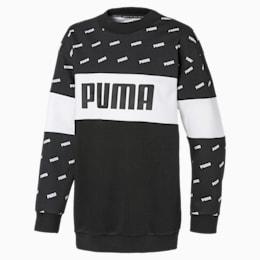 Classics Graphics Crew Girls' Sweatshirt