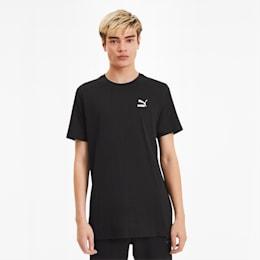 Camiseta estampada Streetwear para hombre, Puma Black, pequeño