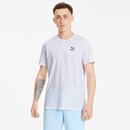Camiseta estampada Streetwear para hombre, Puma White-puma black, pequeño