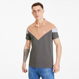 Camiseta tipo polo Iconic MCS Slim para hombre