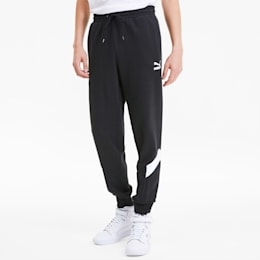 Iconic MCS FT Men's Track Pants, Puma Black, small