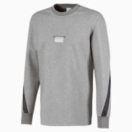 Avenir Sweatshirt mit Rundhalskragen
