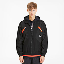 Tailored for Sport Woven Men's Jacket, Puma Black, small