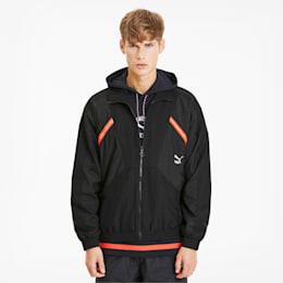PUMA TFS Woven Jacket, Puma Black, small-IND