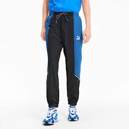 Tailored for Sport Herren Gewebte Trainingshose, Palace Blue, small