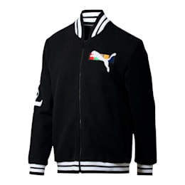 PUMA x FASHION GEEK Men's Varsity Jacket