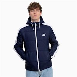 Classics T7 Padded Men's Jacket, Peacoat, small