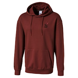 PUMA THE GODFATHER Men's Hoodie, Fired Brick, small