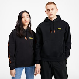 PUMA x RANDOMEVENT Hoodie, Puma Black, small