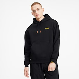 PUMA x RANDOMEVENT Hoodie, Puma Black, small-SEA