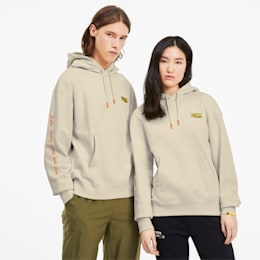 PUMA x RANDOMEVENT Hoodie, White Asparagus, small