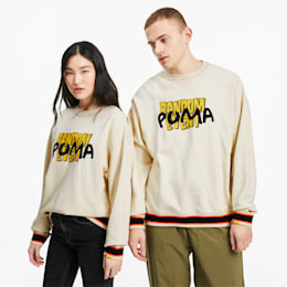 PUMA x RANDOMEVENT Graphic Long Sleeve Crewneck Tee