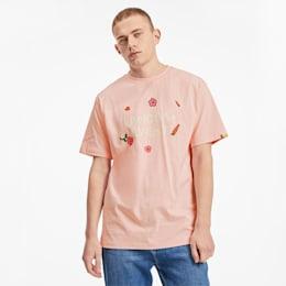 PUMA x RANDOMEVENT ユニセックス Tシャツ 半袖, Gossamer Pink, small-JPN