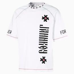 PUMA x JAHNKOY Tシャツ 半袖