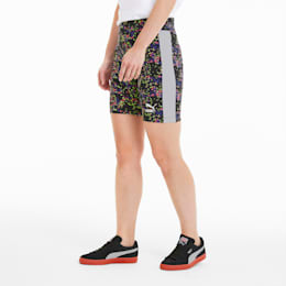 AOP Women's Tight Shorts