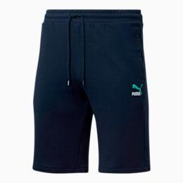 Classics Men's Emblem Shorts, Peacoat, small