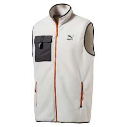 XTG Trail Fleece Full Zip Men's Pocket Gilet