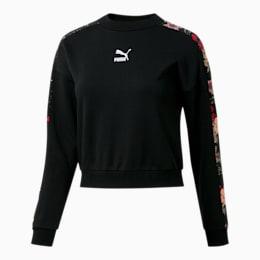 Trend Women's Graphic Crewneck Sweatshirt
