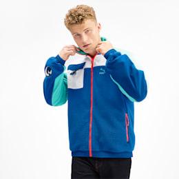 XTG Trail Men's Woven Jacket, Galaxy Blue, small