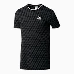 T-shirt Luxe avec graphique, homme