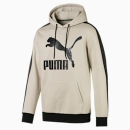 Luxe Men's Graphic Hoodie, Overcast, small