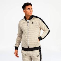 Luxe Men's AOP Track Jacket