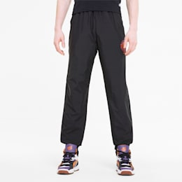 PUMA x THE HUNDREDS Track Pants, Puma Black, small
