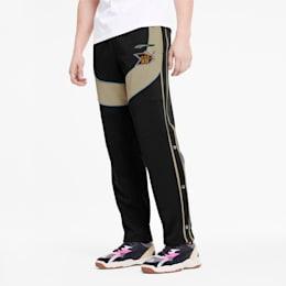 PUMA x RHUDE Men's Track Pants, Puma Black, small-SEA