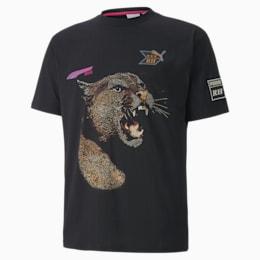 T-shirt PUMA x RHUDE Graphic para homem