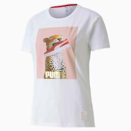 PUMA x CHARLOTTE OLYMPIA ウィメンズ Tシャツ 半袖