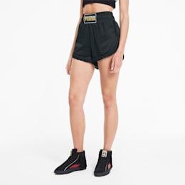 PUMA x CHARLOTTE OLYMPIA Women's Shorts, Puma Black, small