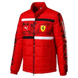 Scuderia Ferrari Men's Racing Jacket