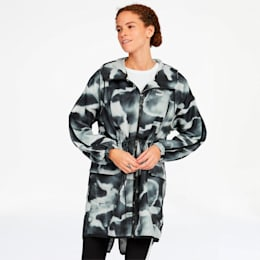 Cloud Pack Women's AOP Parka